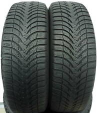 2 Stück - 215/60 R17 - Michelin - Alpin A4 - Winterreifen - 100H - EXTRA LOAD