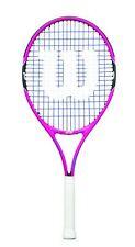 Wilson Burn Rosa 25 Racchette da tennis per bambini