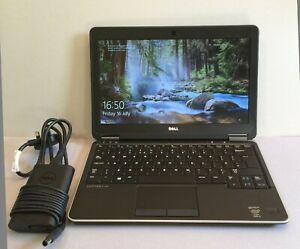 Dell ultrabook laptop Core i5 8GB RAM, 128GB SSD Latitude E7240