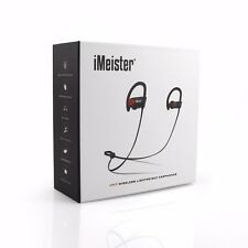 iMeister Wireless Headphones - Bluetooth Waterproof Earphones for Android iPhone