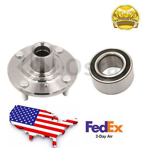 Front Wheel Hub & Bearing Assembly Fits Ford Fusion Mercury Milan Lincoln Mkz