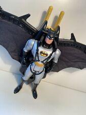 Vintage Mech Wing Batman Kenner 1994 Batman Animated Series Deluxe Action Figure