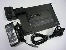 Lenovo Dockingstation 4337-T410-T420-T430-T510-T520 mit 90W Netzteil