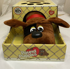 Pound Puppies Classic - Brown with Black