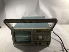 Tektronix Tds360 200mhz 2ch Digitizing Oscilloscope Am A2e