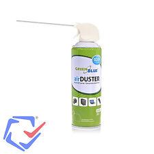 Greenblue 6 X Air Duster Reinigung Druckluft Spray 400ml Gb400
