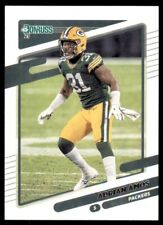 2021 Donruss Base #162 Adrian Amos - Green Bay Packers