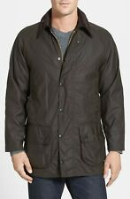 Barbour Beaufort Middle Weight Waxed Cotton Jacket. Size C44
