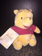 """Disney Sincerely Pooh The First Years Musical Pull Down Toy 9"""" HTF NWT"""