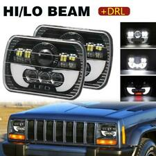 """2x7x6""""5x7""""LED Headlight DRL Beam Truck 4X4 Offroad Forklifts For TOYOTA Hilux AU"""