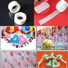200PCS/LOT Removable Glue Dot Foil Balloons Wedding Party Decor Sticker