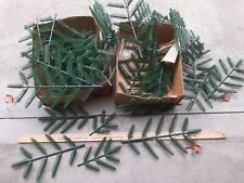 Vintage Warren Plastic Christmas Tree Pine Needle Parts