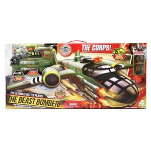 The Corps Elite Beast Bomber Toy Plane Kids Light Up Children Electric