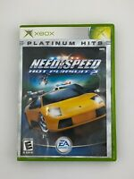 Need for Speed: Hot Pursuit 2 (Platinum Hits) - Original Xbox Game - Complete