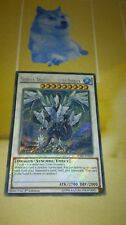Trishula, Dragon of the Ice Barrier HSRD EN052 Secret Rare 1st Edition Yugioh