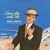 "FRANK SINATRA ""COME FLY WITH ME"" CD NEU"