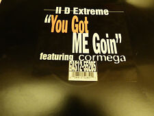 """II D EXTREME, YOU GOT ME GOIN, FEAT CORMEGA, 12 """" EP"""
