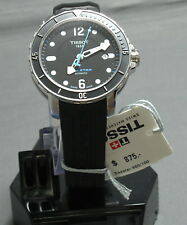 TISSOT SEASTARII AUTOMATIC BRAND NEW/DIVERS/WHITE MARKERS