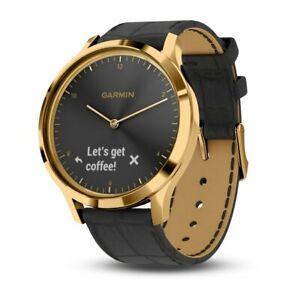 Garmin Vivomove HR  Hybrid Smart Watch Men Women  Silver Gold Black  Heart Rate