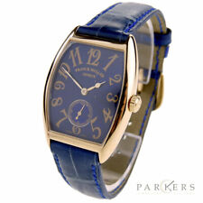 FRANCK MULLER CINTREE CURVEX 18k ROSE GOLD MECHANICAL WRISTWATCH 7501S6MM