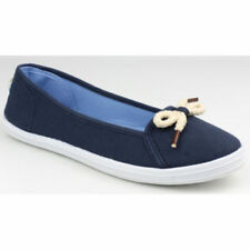 Canvas Ballerinas Standard Width (D) Shoes for Women