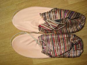 ANNIEL escarpins Ballerines Ballet Chaussures De Danse Pointure  41