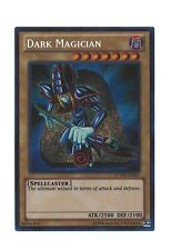 YuGiOh Card - Dark Magician LCYW-EN001 Secret Rare