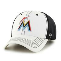 Adjustable Structured Fit Miami Marlin Cooler Hat