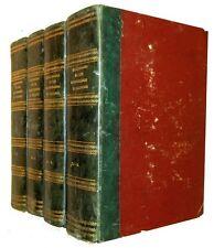 1857 Raro MONUMENTAL DICCIONARIO DE MEDICINA Y CIRUGIA PRACTICA - 8 TOMOS