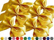 6 Finished Geschenk-Schleifen Lilly Double Flügelschleife Ribbons Present