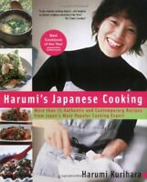 Harumi's Japanese Cooking: More Than 75 Authentic and Con... by Kurihara, Harumi