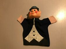 Nesquick Mr Mix hand puppet from the 1960's, Chiltern Toys England