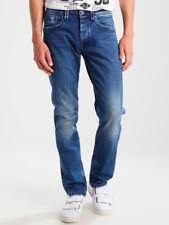 Pepe Herren Regular Slim Fit Jeans | Cash GA4 | Dunkelblau | W31 L34
