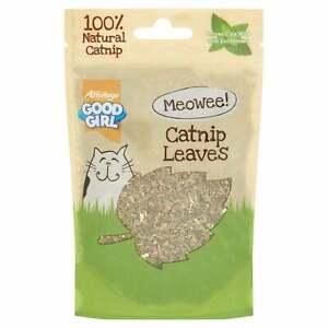 Good Girl Meowee Catnip Leaves 25g Sprinkle on Toys
