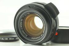 """【NEAR MINT】 Leica Summicron-M 35mm f/2 3rd """"King of Bokeh""""  Made In Canada JAPAN"""
