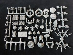 40K Chaos Space Marines Tank / Vehicle Upgrades : Multi Parts Listing