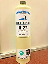 R22, R-22, Refrigerant 22, Air Conditioning, Refrigeration, Disposable 20 oz Can