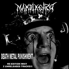"Mandingazo ""Death Metal Punishment"" CD [Chilean Satanic old school Death Metal]"