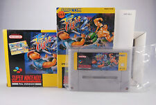 Final Fight 2 II-en OVP con instrucciones-SNES-Super Nintendo-Pal