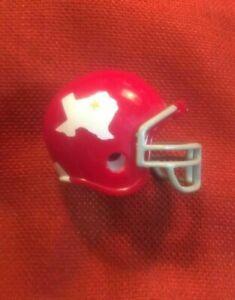 Riddell pocket pro football helmet NFL AFL Dallas Texans TRADITIONAL facemask