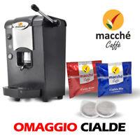 MACCHINA CAFFE' FILTRO CARTA 44MM FABER FABILA IN VARI COLORI CON CIALDE OMAGGIO