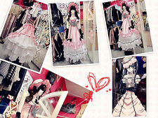Black Butler Kuroshitsuji Ciel dress Cosplay Costume