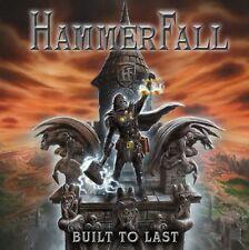 HAMMERFALL - BUILT TO LAST (CD+DVD MEDIABOOK)   CD+DVD NEW+