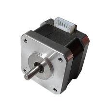 New NEMA 17 Stepper motor 12V For Reprap 3D printer extruder 36oz-in 26Ncm 0.4A
