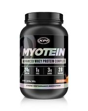 Myotein Isolate (Salted Caramel) 2LBS - Best Whey Protein Isolate Powder