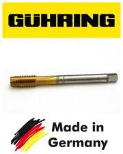 HSS-E M14 x 1.50 Spiral Flute tap Guhring Powertap TiCN Cobalt