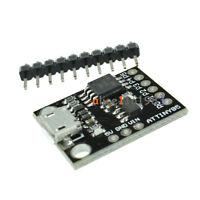 2PCS Mini ATTINY85 Micro USB Development Board for Digispark Kickstarter