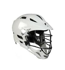 Cascade Pro 7 Cts Lacrosse Helmet Mll White with Chrome Mask Fast Ship! J14