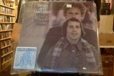Simon and Garfunkel Bridge Over Troubled Water LP sealed vinyl RE Sundazed