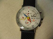 Alain Silberstein Wrist Watch Automatic Horloger France Cadram ETA2892A2 Works